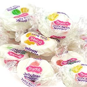 Brachs Jelly Nougats - Retro Candy - 2 Lbs