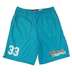 Flint Tropics #33 Lacrosse Shorts