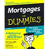 Mortgages For Dummies (For Dummies (Lifestyles Paperback)) ~ Eric Tyson