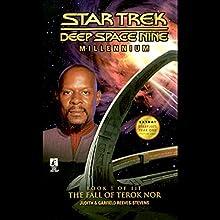 Star Trek, Deep Space Nine: Millennium #1 (Adapted) Audiobook by Judith & Garfield Reeves-Stevens Narrated by Joe Morton