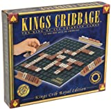 Kings Cribbage Board Game