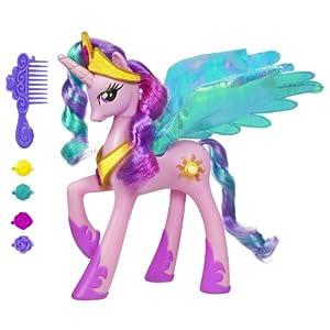 Amazon.com: My Little Pony Talking Princess Celestia: Toys