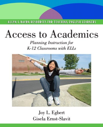 Access to Academics: Planning Instruction for K-12...