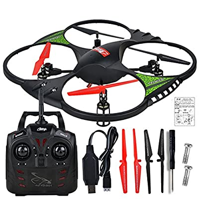 Maxbo YD-921 Explorers 2.4GHZ 4 CH Latest 6 Axis Gyro RC Quadcopter Flight System With Camera and 360 Flips