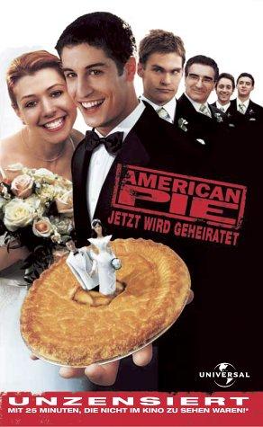 American Pie - Jetzt wird geheiratet [VHS]
