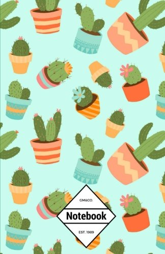 gmco-notebook-journal-dot-grid-lined-graph-120-pages-55x85-cactus-cacti-succulent-lover