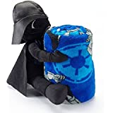 Disney Star Wars the Force Awakens Episode VII Plush Throw and Darth Vader 2 ...