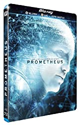 Prometheus - Combo Blu-ray + DVD + Copie digitale [Blu-ray]