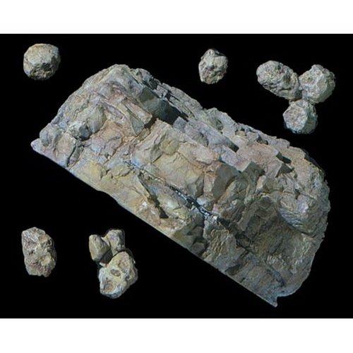 Woodland Scenics Rock Mold Classic Rock