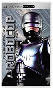 amazoncom robocop umd for psp peter weller nancy