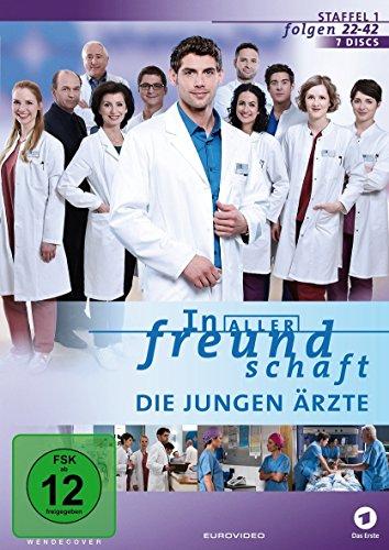 In aller Freundschaft - Die jungen Ärzte - Staffel 1.2/Folgen 22-42 [Edizione: Germania]