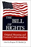 img - for The Bill of Rights: Original Meaning and Current Understanding book / textbook / text book