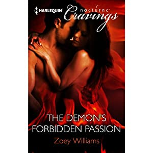 The Demon's Forbidden Passion Audiobook