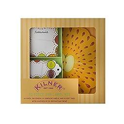 Kilner 73 Piece Label Set, Fruits of the Forest