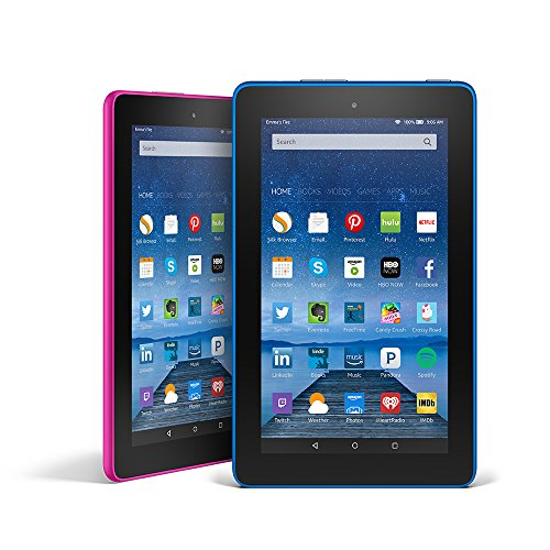 Fire Tablet 8GB Variety Pack