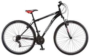 Schwinn High Timber Mountain Bicycle, Matte Black,