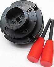 DRECHSELN M 33 - Portabrocas de centrado automático para tornos de mesa