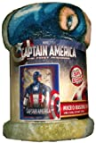 "Marvel Captain America, The First Avenger, Micro Raschel Plush Throw Blanket - 50"" x 60"""