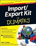 img - for Import / Export Kit For Dummies [Paperback] [2012] 2 Ed. John J. Capela book / textbook / text book