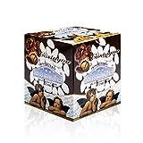 Chestnut Flavoured White Wedding Sugared Almonds - Gluten Free - 500g (90 Units)