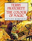 Terry Pratchett The Colour of Magic (Discworld)