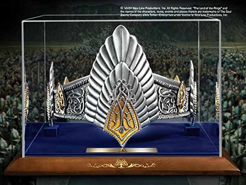 Noble Collection - Lord of the Rings Replica The King Elessar Crown by Noble Collection