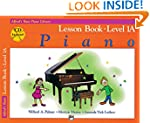Alfred's Basic Piano Course: Lesson B...