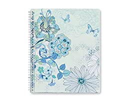 Blue Sky Lianne Create Your Own Cover Academic Year 16/17 Weekly/Monthly 8.5 x 11 Planner