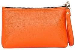 Scoop Street 22064 Orange Cosmetic Pouch