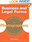 Business and Legal Forms for Photogra...