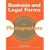 Business and Legal Forms for Photographers ~ Tad Crawford