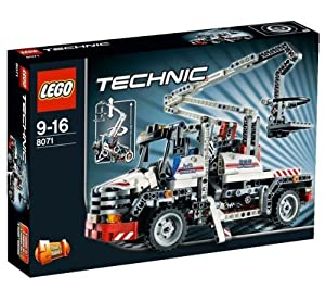 LEGO Technic Bucket Truck 8071 (japan import)