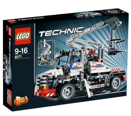 LEGO Technic Bucket Truck 8071 (Lineman Bucket Truck compare prices)