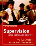 img - for Supervision in the Hospitality Industry, Third Edition and NRAEF Workbook Package book / textbook / text book