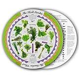 Womanswork 610hg Herb Garden Wheel