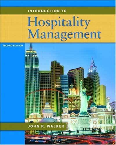 introduction to hospitality 7th edition pdf