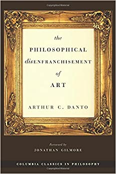danto end of art essay What the brillo boxes illustrate so well, danto argues in his seminal essay 'the   he immediately and very kindly agreed to meet me and so, at the end of.