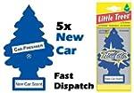 "MAGIC TREE ""NEW CAR"" AIR FRESHENER PA..."