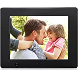 nixplay 8 inch Wi-Fi Cloud Digital Photo Frame. Send pics directly from iPhone to frame