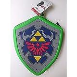Zelda 3DS XL Case Hylian Shield Case The Legend of Zelda Hard Pouch Nintendo 3DS PowerA