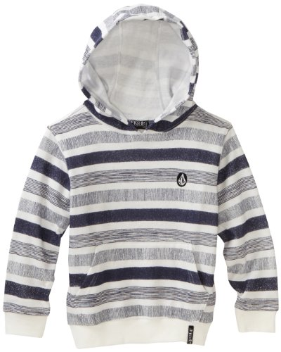 Volcom Boys 2-7 Solid Speckle Little Youth Pullover Hoodie