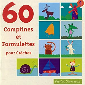 60 Comptines Pour Creches by EMI/Virgin France