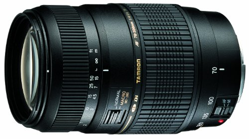 Tamron 70 - 300 mm / F 4,0 - 5,6 LD MACRO Lens
