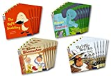 img - for Oxford Reading Tree Traditional Tales: Level 1: Class Pack of 24 by Dhami Narinda Gamble Nikki Brownlow Mike Heapy Teresa (2011-09-08) Paperback book / textbook / text book