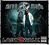 Three 6 Mafia Last 2 Walk (CD + DVD) [Us Import]