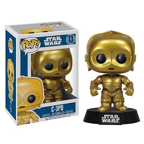 C-3PO Pop! Heroes - Star Wars - Vinyl Figure - 1