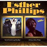 You've Come A Long Way Baby + All About Esther (2 Albums On 1)