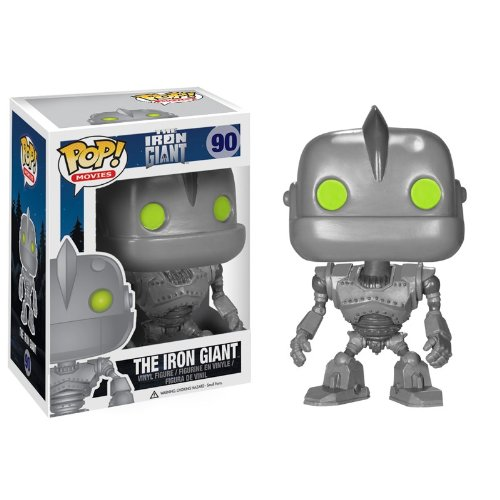 Funko POP Sci-Fi (Vinyl): Iron Giant Action Figure - 1