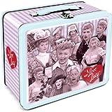 Aquarius I Love Lucy Tin Lunch Box