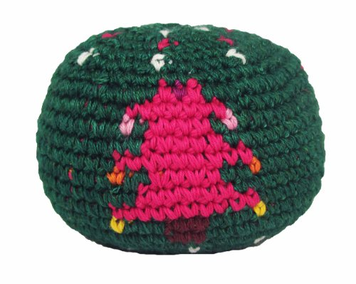Hacky Sack - Christmas Tree
